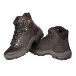 Trekingové zimní boty JACALU Brown unisex
