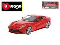Auto Bburago 1:24 Ferrari Race & Play F12Berlinetta - mix barev