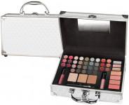 Kufrík s dekoratívnou kozmetikou malý