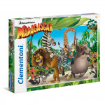 Puzzle Supercolor 104 dielikov Madagascar