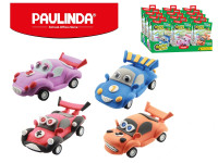 Paulinda Racing Time auto zpětný chod 28 g + 14 g s doplňky - mix variant či barev