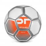 Spokey MERCURY Fotbalový míč vel. 5 bílo-oranžový