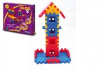 Stavebnice Blok 2 plast
