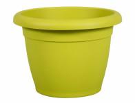 Květník NAXOS plastový zelený d40x29cm