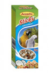 Avicentra tyč veľký papagáj - orech a kokos 2 ks