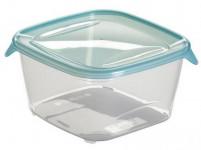 dóza FRESH & GO štvorcová 1,2l plastová