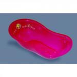 vanička dětská 102cm AQUA plastová - mix barev