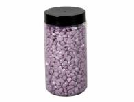 Drť BRILIANT dekoračné svetlo fialová 5-8mm 600g