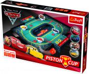 Spoločenská hra Cars 3 - Piston cup