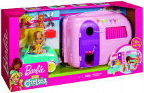 Mattel Barbie Chelsea karavan