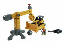 CAT Stavebnice set - Buldozer 22cm