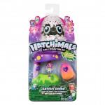 Hatchimals svietiace hracia sada lesný hniezdo