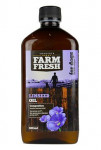 Ľanový olej FARM FRESH - 500 ml