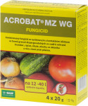 Acrobat MZ WG - 4x20 g