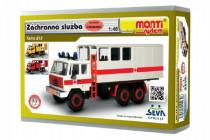 Stavebnica Monti 12.3 Tatra 815 Ambulancie Záchranná služba 1:48