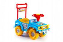 Odrážadlo auto Yupee modré