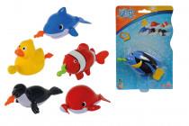 Plávacie zvieratko, na naťahovanie - mix variantov či farieb