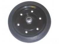 koliesko 220 / 30mm KL plné kov. disk