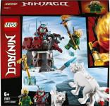 Lego Ninjago 70671 Lloydova cesta