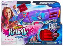 NERF-Rebelle šifrovací pistole messenger