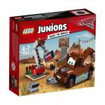 Lego Juniors 10733 Burákovo smetiště