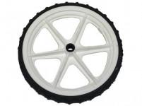 koleso k vozíku RAPID V, plochá obruč, 240x40mm