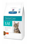 Hill's Feline T/D Dry 5 kg