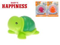 Zvieratko 7 cm svietiace do vody na batérie Baby \ 's Happiness - mix variantov či farieb