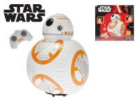 Star Wars R/C Jumbo BB8 nafukovací 43 cm plná funkce na baterie se zvukem