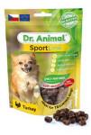 Pochúťka Dr. Animal Sportline moriak 100g