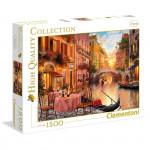 Puzzle 1500 dílků Benátky