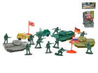 Vojenský set 70 ks