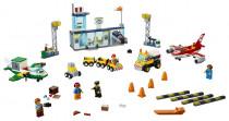 Lego Juniors 10764 Hlavné mestské letisko