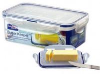 dóza na maslo LOCK 460ml (151x108x58mm) plastová
