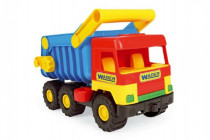 Auto middle Truck sklápač plast 38cm Wader - mix variantov či farieb