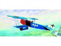 Model Fokker D-VII 15,2x19,3cm