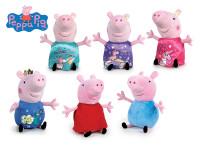 Peppa Pig - Pepina / George plyšoví 20 cm - mix variantov či farieb