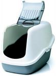 Toilet SAVIC Nestor white-gray 56 cm (1pc) - VÝPREDAJ