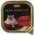 Animonda VomFeinsten cat van. Senior - hovädzie 100 g