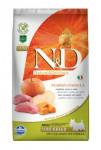 N & D GF Pumpkin DOG Adult Mini Boar & Apple 2,5kg