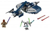 Lego Star Wars 75199 Bojový Spider generála Grievousa