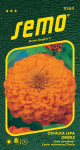 Semo Cínia pôvabná - Oriole (oranžová) 0,7g