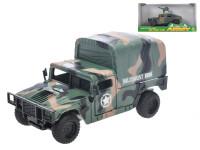 Auto vojenské 13 cm na zotrvačník - mix variantov či farieb
