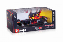 Bburago 1:18 F1 Red Bull Racing TAG Heuer RB13