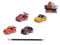 Auto mini kov 7cm na zpětné natažení - mix variant či barev