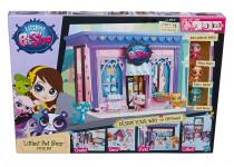 Littlest Pet Shop - obchůdek hrací set