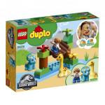 Lego Duplo 10879 Jurassic World Dinosaurie zoo