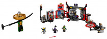Lego Ninjago 70640 SOG Základňa