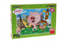 Puzzle Pigy 24 dílků
