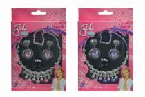 Sada šperkov pre princezné - mix variantov či farieb